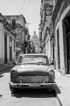 Oldtimer in Kuba von Margo Smit