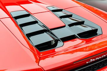 Lamborghini Huracan LP 610-4 Spyder sur Sjoerd van der Wal