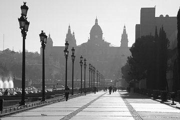 Streets of Barcelona von Lieke Doorenbosch