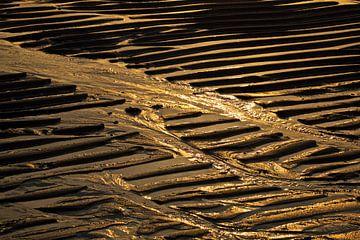 gouden strand van Bert Bouwmeester