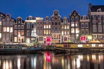 Red lights Amsterdam van Foto Amsterdam / Peter Bartelings