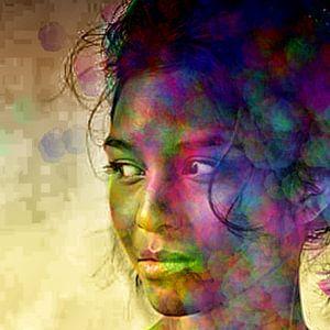 DigiGirl 2 van Brenda Reimers