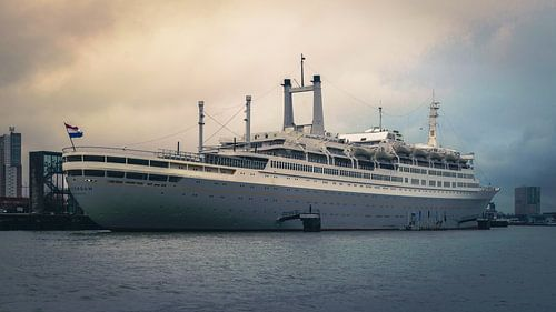 SS Rotterdam sur Paul Poot