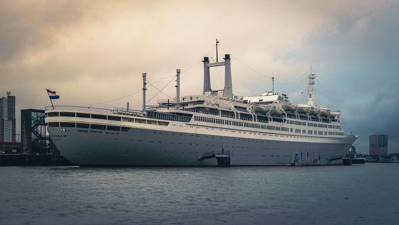 SS Rotterdam von Paul Poot