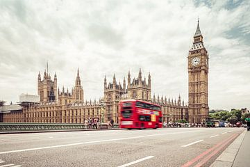 London Big Ben sur davis davis