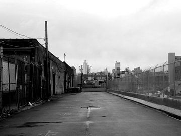 'Industrie Brooklyn', New York  van Martine Joanne