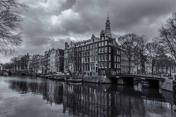 Amsterdam by Day - Kloveniersburgwal