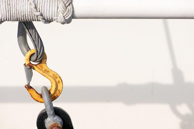 Rope I van Mark Leek