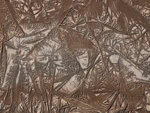 ijs kunst van Marieke Funke