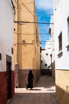 Passant in de medina, Rabat van Jeroen Knippenberg