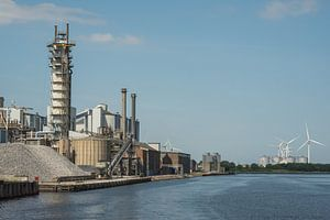 Suikerfabriek in Dinteloord op weg naar duurzaamheid