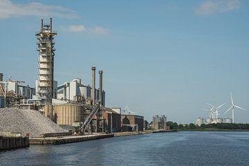 Suikerfabriek in Dinteloord op weg naar duurzaamheid van Susan van der Riet