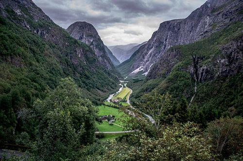 Dal in Noorwegen van