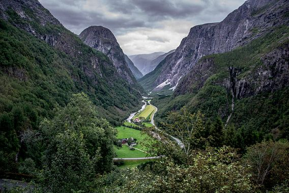 Dal in Noorwegen van Lisa Berkhuysen