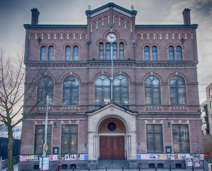The Paradiso-club in Amsterdam. sur Don Fonzarelli