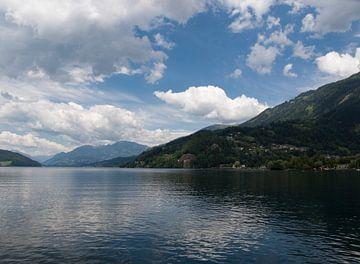Millstätter See, Oostenrijk van Rinke Velds