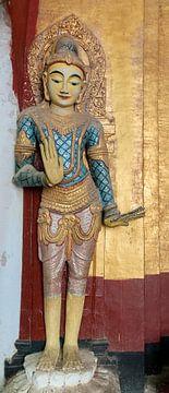 Nyaung-U Township: Ananda Pahto Tempel van Maarten Verhees