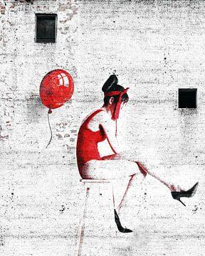 Wallflower van Jacky Gerritsen