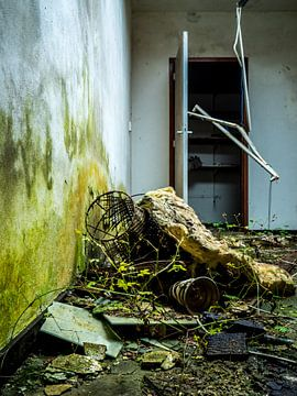 chambre déserte