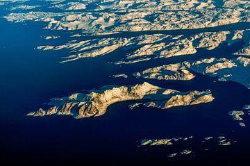 Oostkust van Groenland van Denis Feiner
