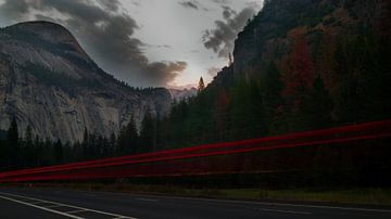 Yosemite nationaal park  van