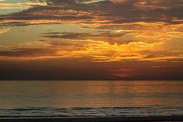 Zandvoort van Brandon Lee Bouwman