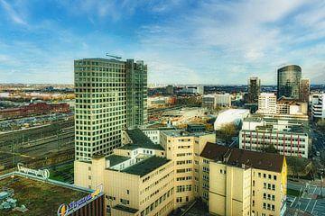 Uitzicht vanaf de Dortmunder U van Johnny Flash