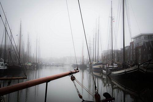 Zuiderhaven Harlingen van
