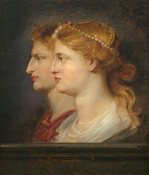 Agrippina und Germanicus, Peter Paul Rubens