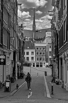 Torensteeg Amsterdam van Foto Amsterdam / Peter Bartelings