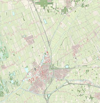 Kaart vanMeppel
