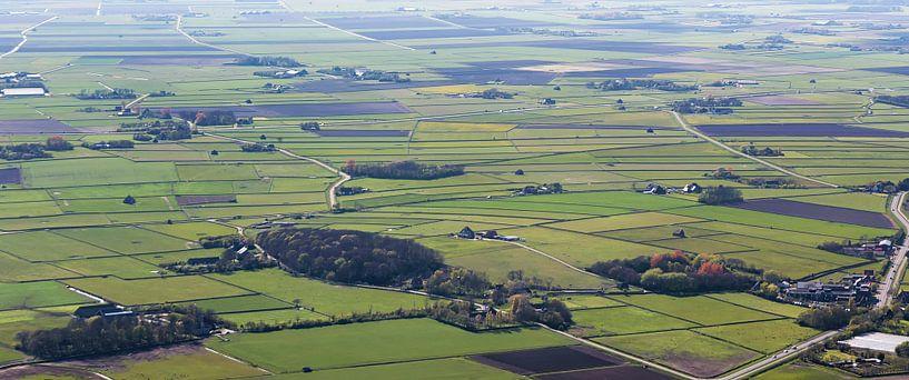 Texel, De Hooge Berg en omgeving van Roel Ovinge