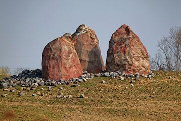 Felsenlandschaft van