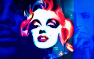 Prince vs Oh Marilyn Monroe vs David Bowie