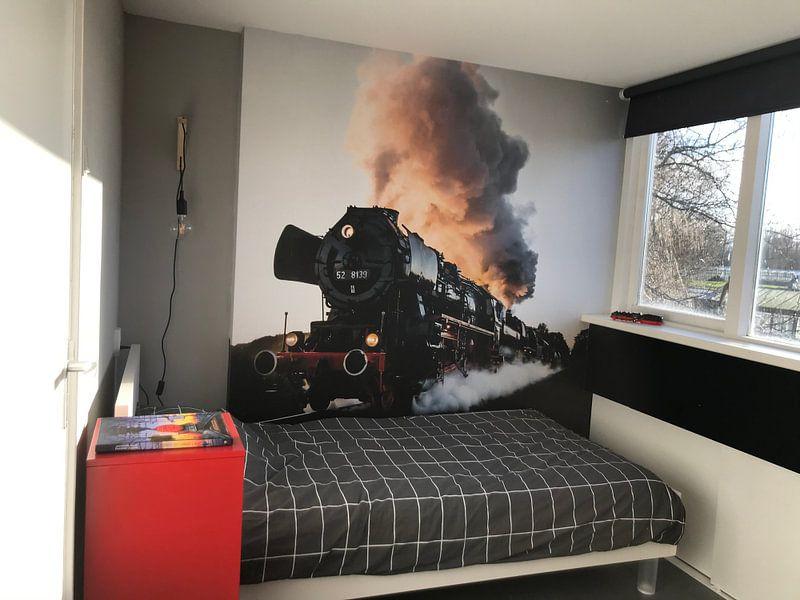 Kundenfoto: A train at full speed von Marcel Keurhorst