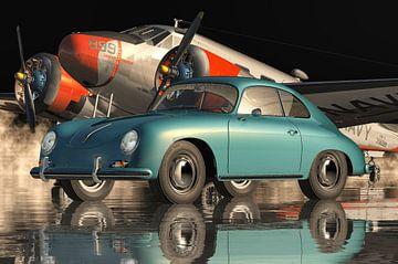 Porsche 356 C 1964 von Jan Keteleer