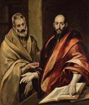 Saint Pierre et Paul, El Greco sur