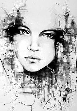 """""""Visione oscura"""" van Marcella Mandis"""