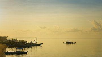Früher Morgen in Palawan von Ubo Pakes