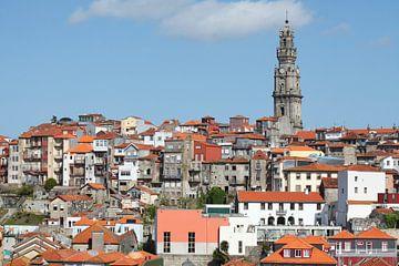 Altstadtl, Igreja e Torre dos Clerigos , Porto, Distrikt Porto, Portugal, Europa von Torsten Krüger