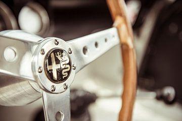 Alfa Romeo Giulia Sprint GTA At the wheel
