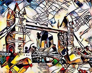 Kandinsky rencontre Londres 5 sur zam art