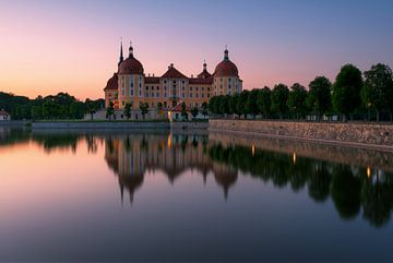 Schloss Moritzburg sur Patrick Noack