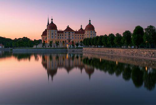 Schloss Moritzburg van Patrick Noack