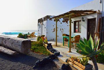 Strandhuis van Dustin Musch