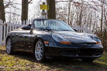 Porsche 911 Carrera 3.4 Cabriolet von Ton Tolboom