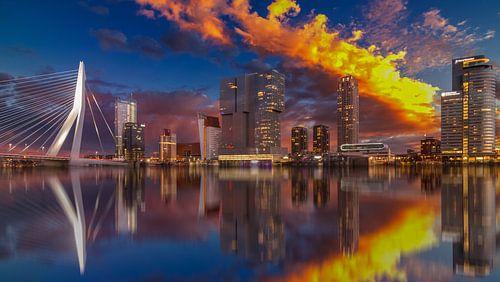 Rotterdam Sunset