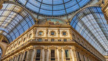 Galleria Vittorio Emanuele, Milaan van Jessica Lokker
