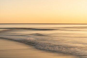 Texel zon zee strand