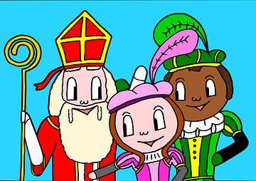 SUZ - Sinterklaas hautnah von AG Van den bor